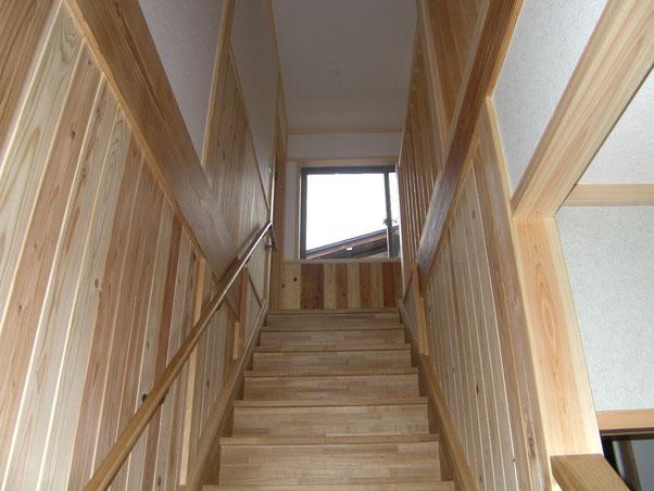 新築プラン時、階段の安全角度について